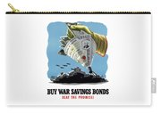 Buy War Savings Bonds Carry-all Pouch