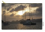 Bvi Sailboats Carry-all Pouch