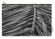Bw Fallen Frond Carry-all Pouch