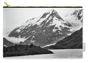 Bw Glacier Alaska  Carry-all Pouch
