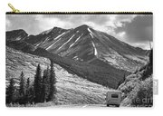 Bw Mobile Home Travel Alaska  Carry-all Pouch