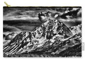 Bw Mountains Alaska  Carry-all Pouch