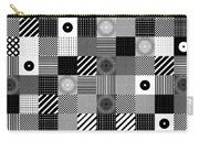 Bw Pop Pattern Carry-all Pouch