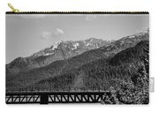 Bw Rail Alaska  Carry-all Pouch