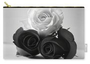 Bw Roses #021 Carry-all Pouch