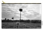 Bw Thistle  Carry-all Pouch