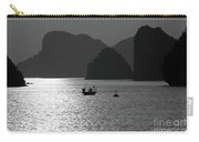 Bw Tones Ha Long Bay Vietnam  Carry-all Pouch