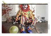 By Blood A King In Heart A Clown Carry-all Pouch