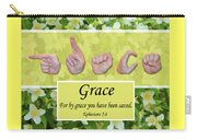 By Grace Carry-all Pouch