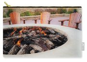 By The Fire Carry-all Pouch
