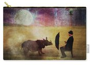 By The Light Of The Moon Carry-all Pouch
