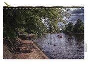 By The River Ouse Carry-all Pouch