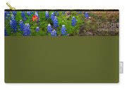 Hill Country Yucca Carry-all Pouch