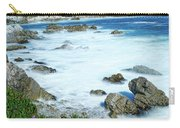 By The Sad Sea Waves Carry-all Pouch