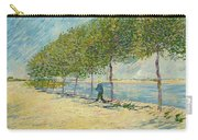 By The Seine Carry-all Pouch