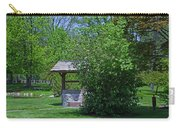 By The Wishing Well-horizontal Carry-all Pouch