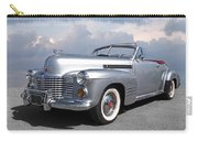 Bygone Era - 1941 Cadillac Convertible Carry-all Pouch