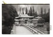 Byodo-in Temple Carry-all Pouch