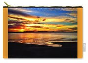 Byron Bay Sunset  Carry-all Pouch