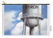 Byron Water Tower Poster Carry-all Pouch
