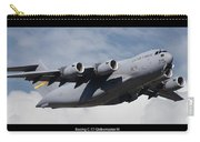 C-17 Globemaster IIi Poster Carry-all Pouch
