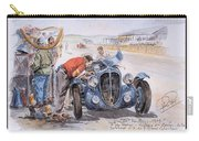 c 1949 the delahaye 135 s driven by giraud and gabantous Roy Rob Carry-all Pouch