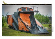 C And H Railroad Snowplow Carry-all Pouch