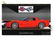 C5 Corvette Zo6 'profile' I Carry-all Pouch