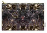 Cabalistic Symmetry Of Q Carry-all Pouch