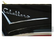 Caballero Carry-all Pouch