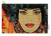 Cabaret Girl Carry-all Pouch