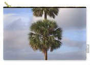Cabbage Palms Carry-all Pouch