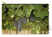 Cabernet Grapes One Carry-all Pouch