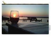 Cabernet Sunset Carry-all Pouch