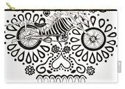 Cabeza De Vaca-cicleta Carry-all Pouch