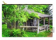 Cabin At The Top Mt Leconte Carry-all Pouch