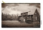 Cabin In Kenai Carry-all Pouch