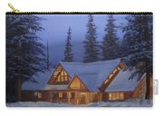 Cabin In The Woods Carry-all Pouch
