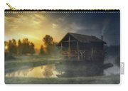 Cabin Sunrise Carry-all Pouch