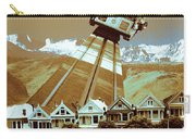 Cable Car Fly - San Francisco Collage Carry-all Pouch