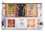 Cable Car No. 10 Carry-all Pouch