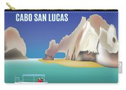 Cabo San Lucas Mexico Horizontal Scene Carry-all Pouch