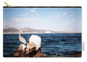 Cabo San Lucas Pelican Carry-all Pouch