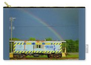Caboose N Rainbow Carry-all Pouch