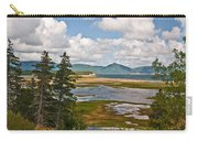 Cabot Trail In Nova Scotia Carry-all Pouch