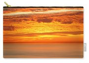 Cabrillo Sunset Carry-all Pouch