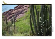 Cacti Garden Carry-all Pouch