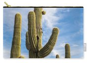 Cactus Arms Carry-all Pouch