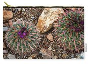 Cactus Beauties Carry-all Pouch