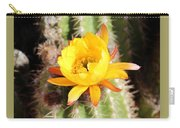 Cactus Bloom 033114d Carry-all Pouch